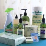 A selection of our GREEN amenities. 100% recycled paper products too.