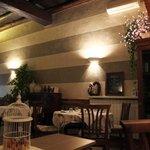 Due Piccioni dining room