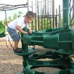 I think there are at least three parks in Willow River St. Park. Which my grandson loved!