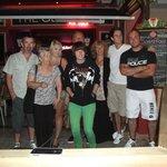 All dive scuba on tour 2013