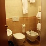 A corner shower is not visible.