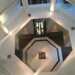 Guest Room Lobby Atrium