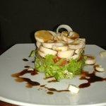 Hart of palm salad...!!