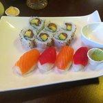 Menu Sushi Roll's x10