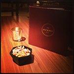 Avery Bar Menu
