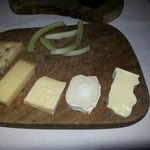 Selection of finest British & French Artisan cheeses