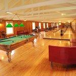 Pine Room: Vintage Game Room