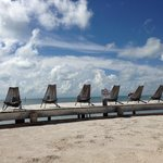 Iguana Reef Dock - perfect place to relax and catch sunsets