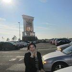 Un lugar muy lindo simulando la majestuosidad de Las Vegas