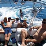 Lake Tahoe + Wake Boat = Family Fun!