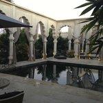 suite - private pool