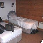 Cosy cabin!