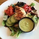 Southwest salad.