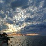 BIG sky in the Keys