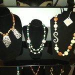 LENCA Pottery Jewelry - Eco Friendly Products