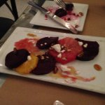 Beet appetizer enough for 2-3