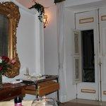 vista interior Al Palazzo