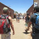 Passeando pelas ruas de San Pedro!