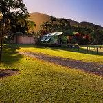 Permanent tent