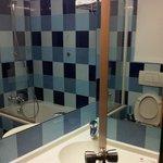 Geral do banheiro