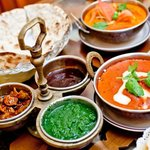 Indian Food at Baluchi Restaurant