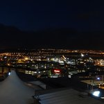 night view of Waitamata Harbor, just outstanding