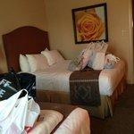 Buena habitación