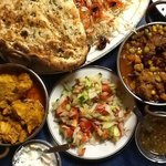 A fantastic explosion of Southern Asian/Middle Eastern flavors upon your palate!