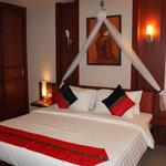 Patang Hemingway Hotel Room