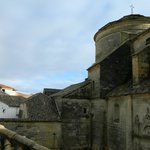 View of Capilla from room's balcony