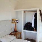 Open Closet, very small