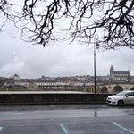 Vue panoramique sur Blois