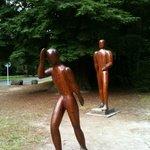 Redwood Scultures