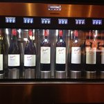 Premium Wines served at the perfect temperature - Enomatic