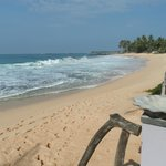 Beach at EKA