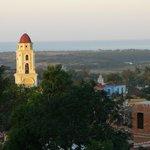 Trinidad balade le matin