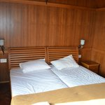 Boat house bed room