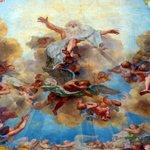 Frescos in Royal Chapel