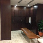 Male Changing Room on 18th Floor