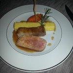 Veau - Polenta