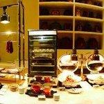 Chinesse food buffet