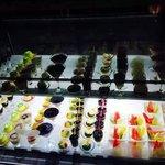 Mini cakes...great choco mousse