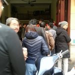 the pho queue