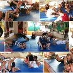 Mixed martials arts class