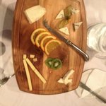 Cheese board for 10