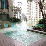 Swimming Pool on 11th Floor