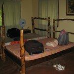 casa fidelis room BYO sheets