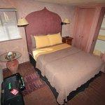 Bedroom in the casita