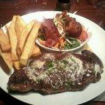 serloin steak