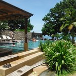 Sairee beach pool